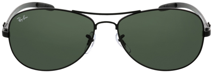Picture of glasses model Ray-Ban RB8301 002 59 14 in angle 0
