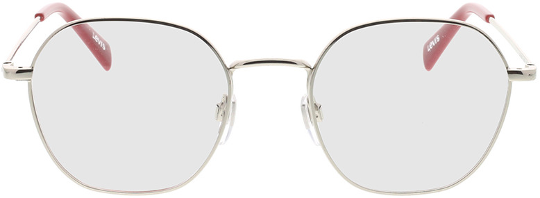 Picture of glasses model Levi's LV 1009 010 51-20 in angle 0