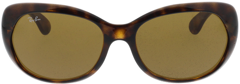Picture of glasses model Ray-Ban RB4325 710/73 59-18 in angle 0