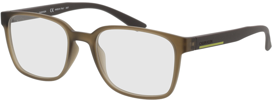 Picture of glasses model Calvin Klein CK20534 210 53-19 in angle 330