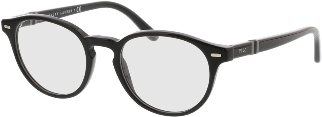 Picture of glasses model Polo Ralph Lauren PH2208 5001 49-19 in angle 330