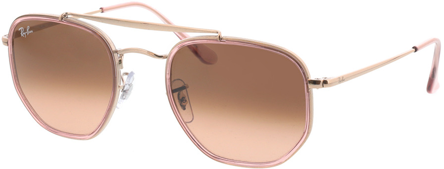 Picture of glasses model Ray-Ban RB3648M 9069A5 52-23