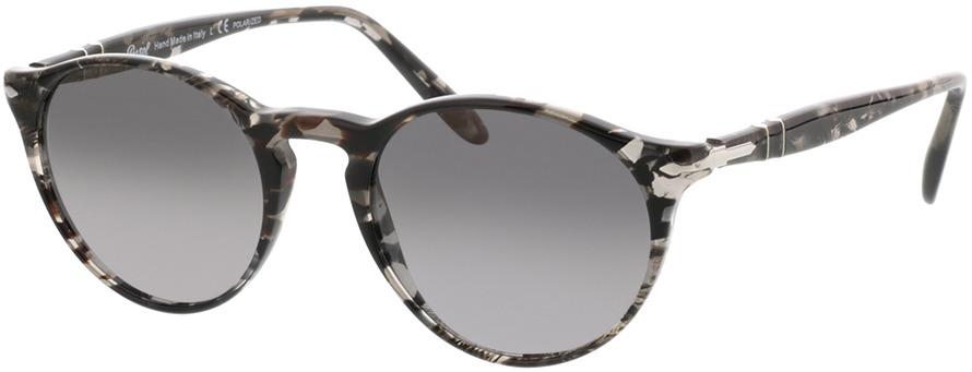 Picture of glasses model Persol PO3092SM 9057M3 50-19 in angle 330
