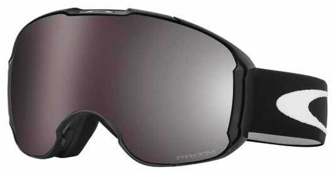 Picture of glasses model Oakley Skibrille AIRBRAKE XL OO7071 707101 in angle 330