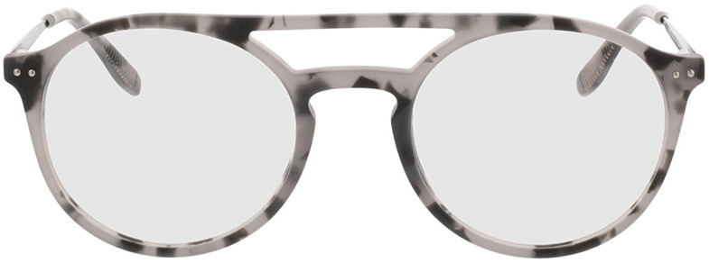 Picture of glasses model Vito-grau-meliert/anthrazit in angle 0