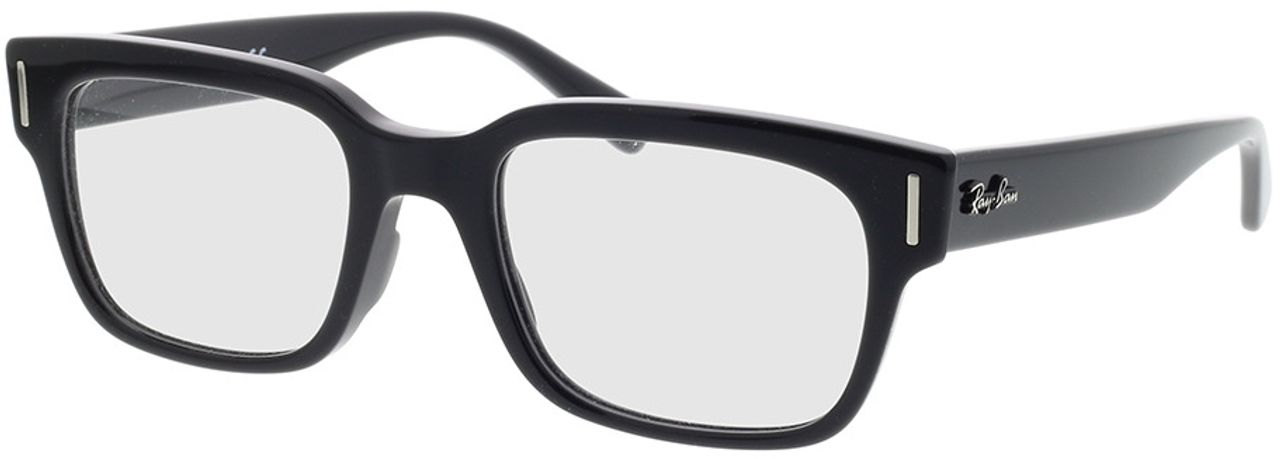 Picture of glasses model Ray-Ban RX5388 2000 51-20 in angle 330