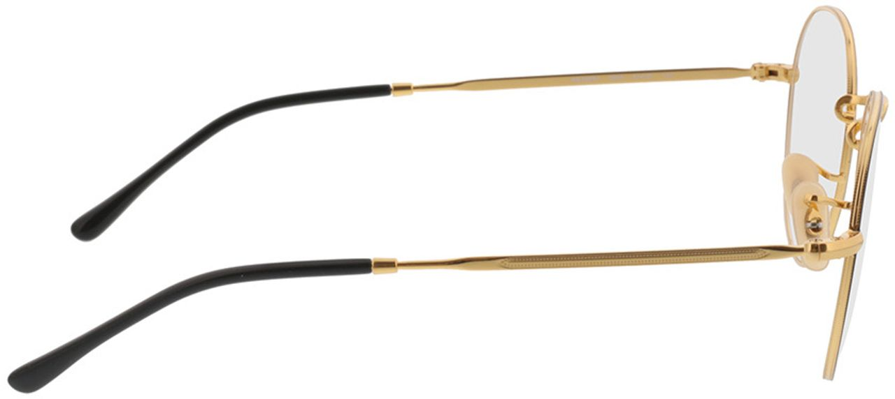 Picture of glasses model Ray-Ban RX3582V 2946 51-20 in angle 90