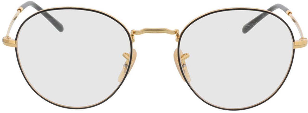 Picture of glasses model Ray-Ban RX3582V 2946 51-20 in angle 0