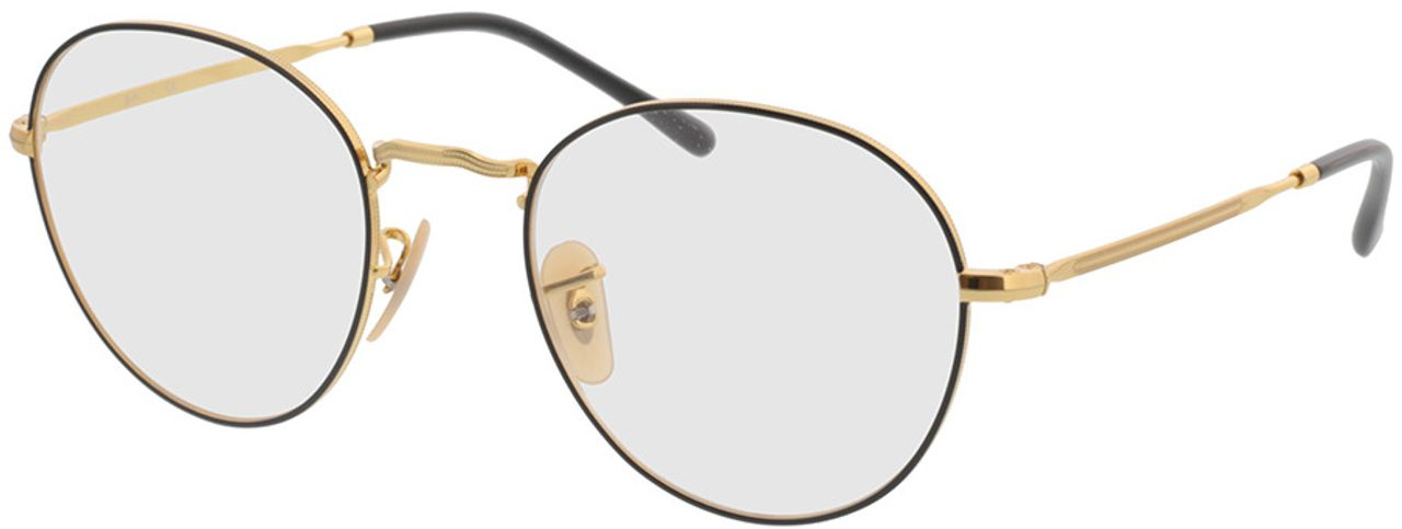 Picture of glasses model Ray-Ban RX3582V 2946 51-20 in angle 330
