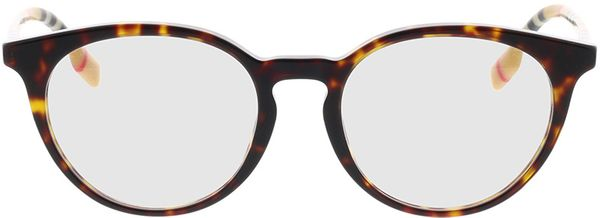 Picture of glasses model Burberry BE2318 3854 51-18 in angle 0