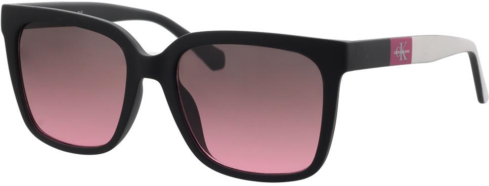 Picture of glasses model Calvin Klein Jeans CKJ21617S 006 55-18 in angle 330