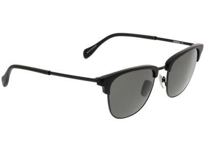 Brille Marshall Jack Matte Black Dark Smoke Grey