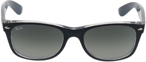 Picture of glasses model Ray-Ban New Wayfarer RB2132 605371 52-18