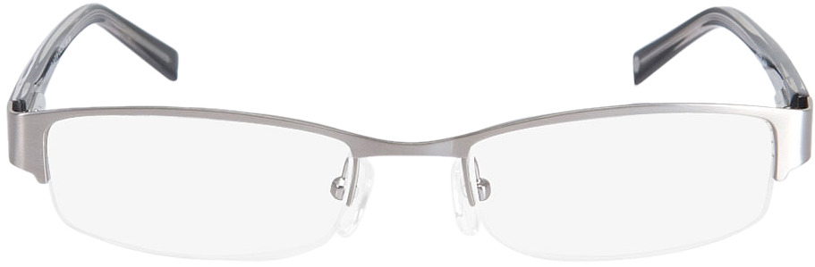 Picture of glasses model Norwich-silber/schwarz in angle 0