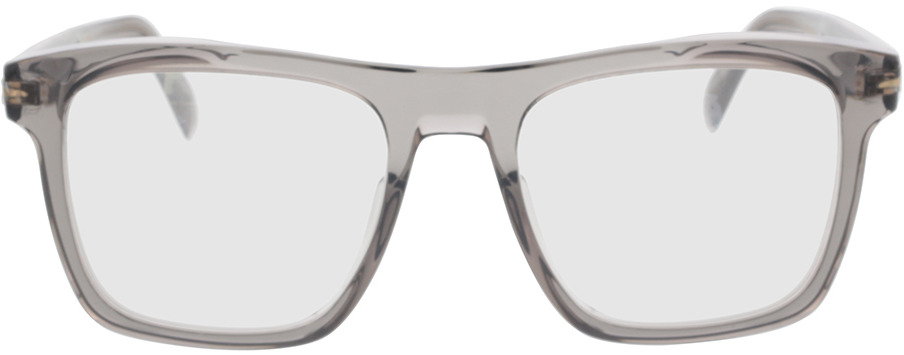 Picture of glasses model David Beckham DB 7020 KB7 53-20 in angle 0
