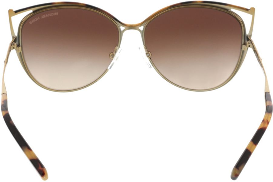 Picture of glasses model Michael Kors Ina MK1020 116313 56-14 in angle 180