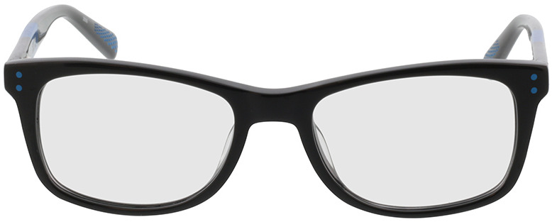 Picture of glasses model Nike NIKE 5538 013 49-17 in angle 0