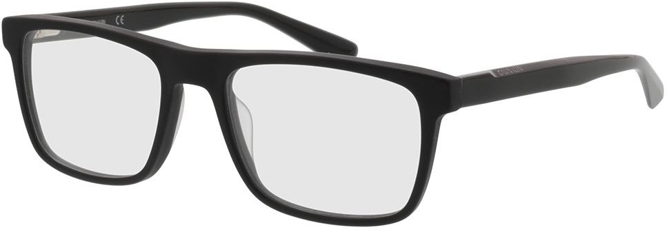 Picture of glasses model Calvin Klein CK20531 001 54-18 in angle 330