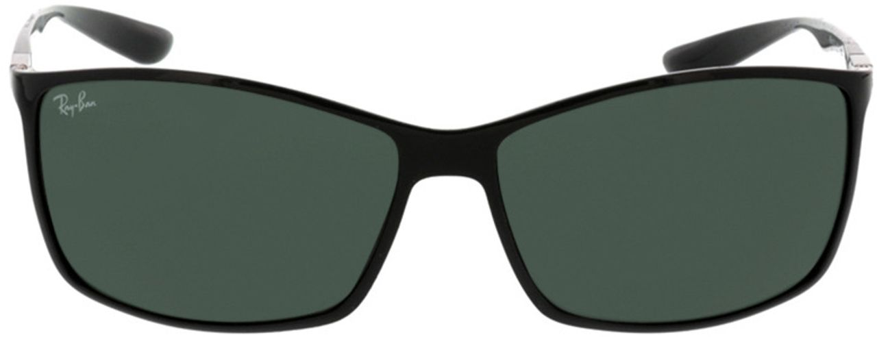 Picture of glasses model Ray-Ban Liteforce RB4179 601/71 62-13 in angle 0