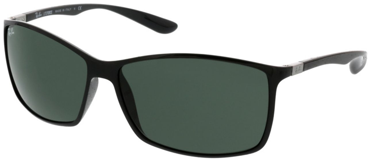 Picture of glasses model Ray-Ban Liteforce RB4179 601/71 62-13 in angle 330
