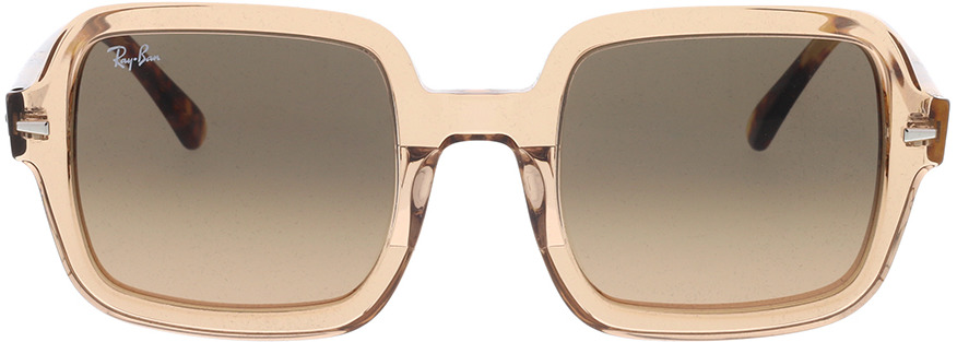 Picture of glasses model Ray-Ban RB2188 130143 53-24 in angle 0