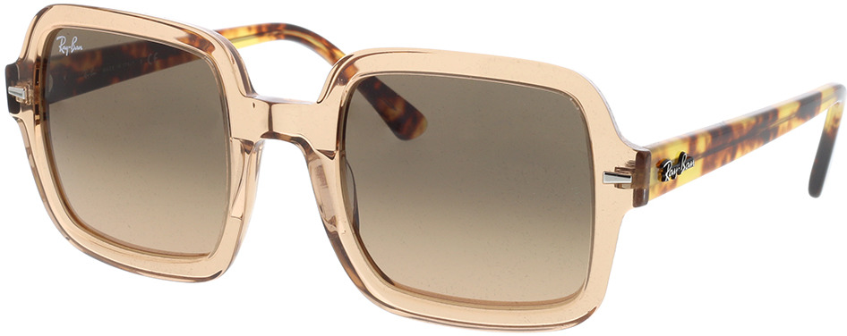 Picture of glasses model Ray-Ban RB2188 130143 53-24 in angle 330
