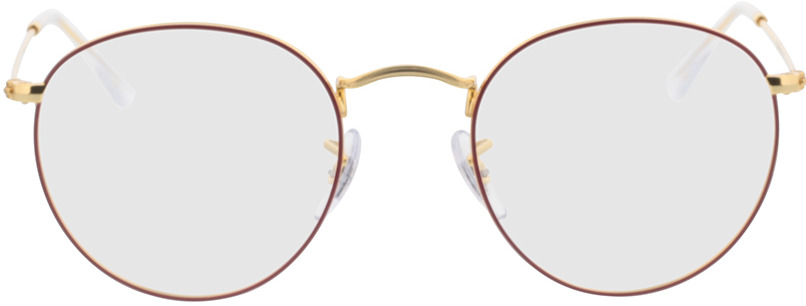 Picture of glasses model Ray-Ban RX3447V 3106 50-21 in angle 0