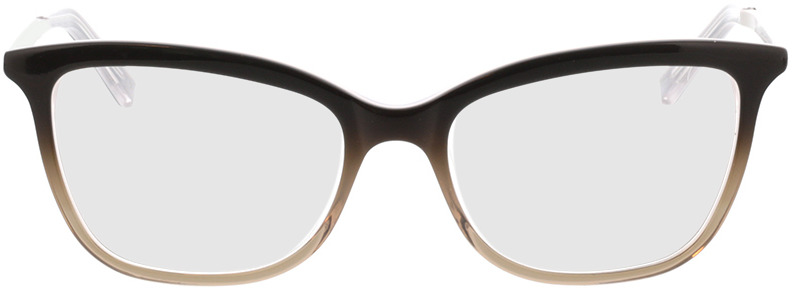 Picture of glasses model Liona-braun-verlauf in angle 0