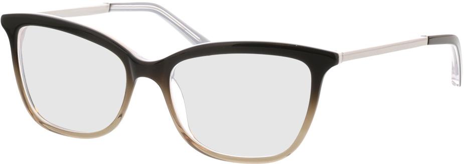 Picture of glasses model Liona-braun-verlauf in angle 330
