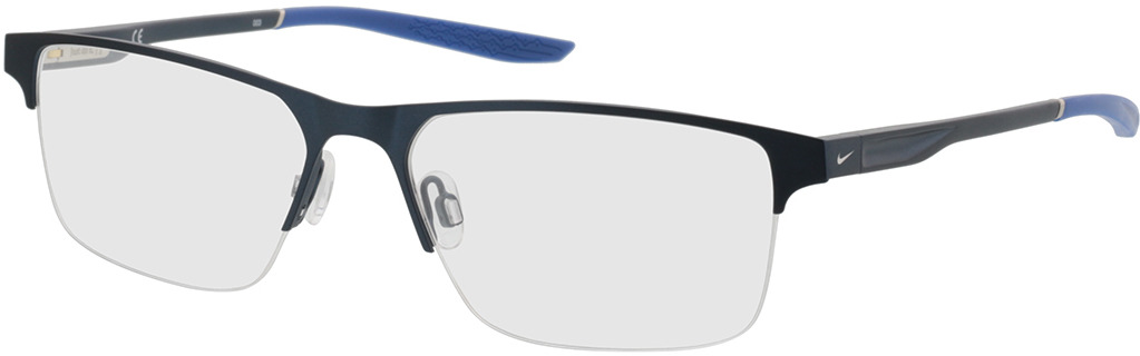 Picture of glasses model Nike 8045 416 57-17 in angle 330