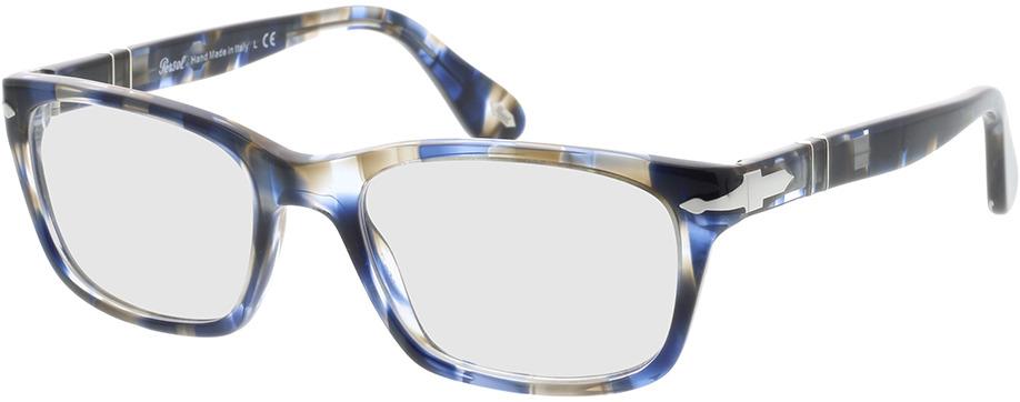 Picture of glasses model Persol PO3012V 1126 52-18 in angle 330