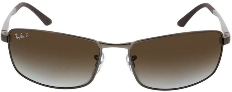 Picture of glasses model Ray-Ban RB3498 029/T5 61-17 in angle 0