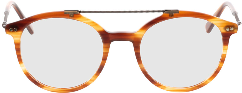 Picture of glasses model Formia brown/mottled in angle 0