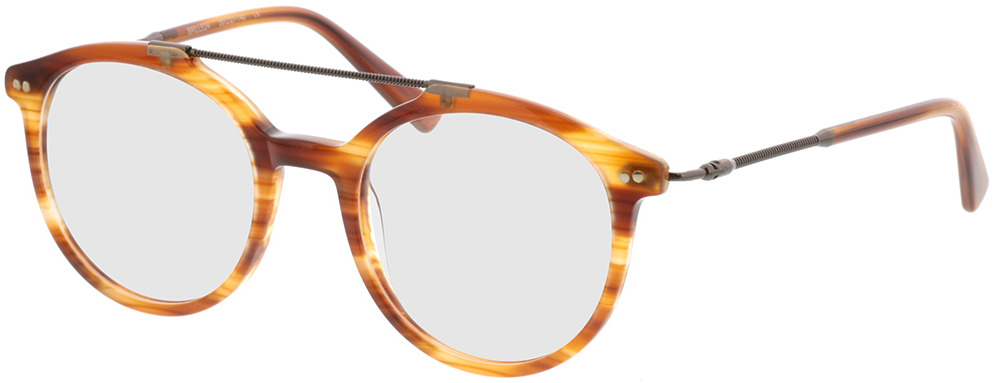 Picture of glasses model Formia brown/mottled in angle 330