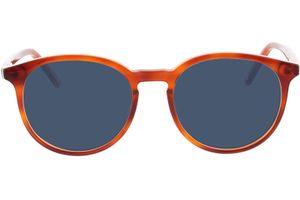 Topaz-orange transparent