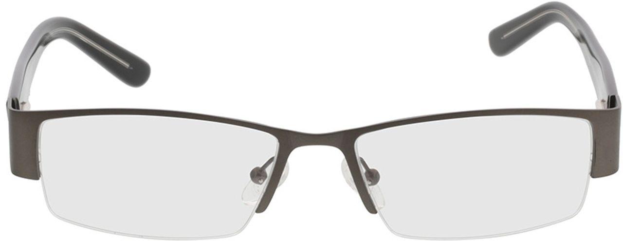 Picture of glasses model Billund silvergrey/black in angle 0