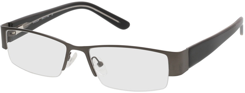 Picture of glasses model Billund zilverGrijs/zwart in angle 330