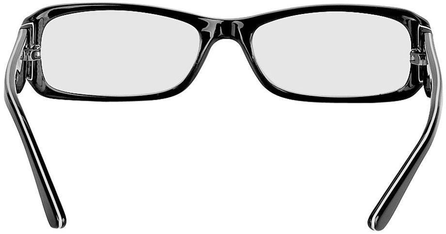 Picture of glasses model Bagheria-black in angle 180