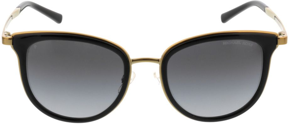 Picture of glasses model Michael Kors MK1010 1100T3 54-20 in angle 0