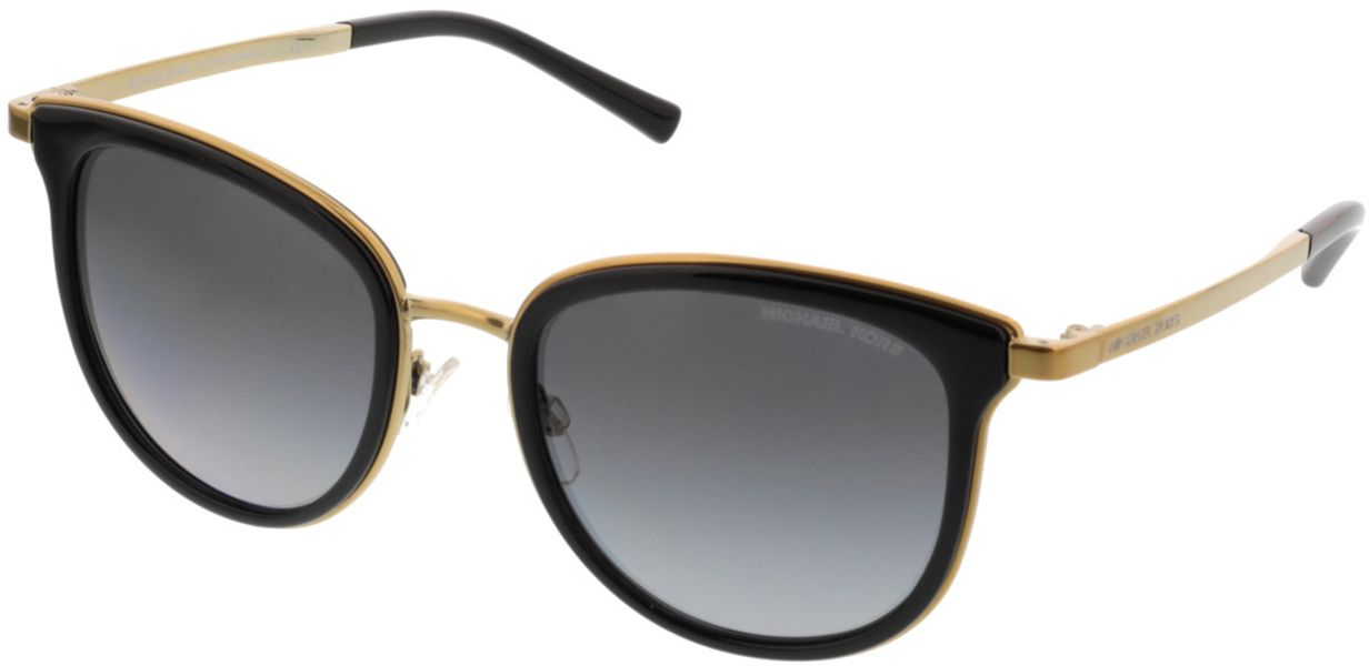 Picture of glasses model Michael Kors MK1010 1100T3 54-20 in angle 330