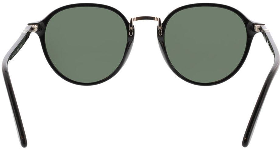 Picture of glasses model Persol PO3184S 95/31 51-21 in angle 180