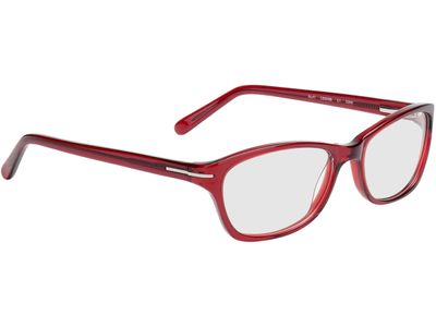 Brille Tacna-rot