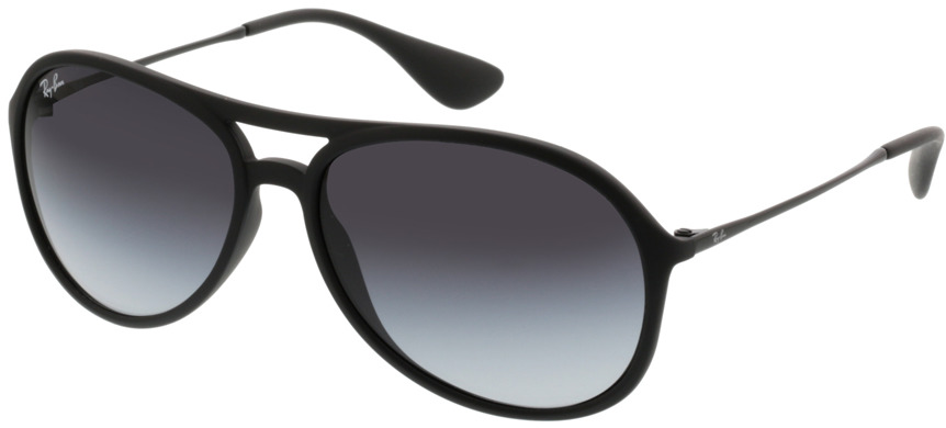 Picture of glasses model Ray-Ban Alex RB 4201 622/8G 59-15