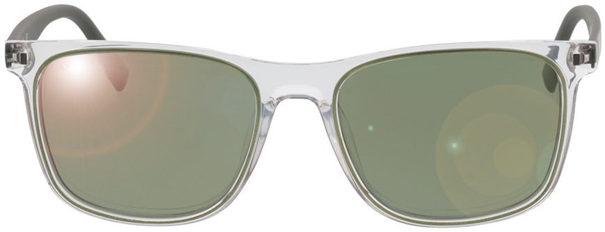 Picture of glasses model Lacoste L882S 317 55-18 in angle 0