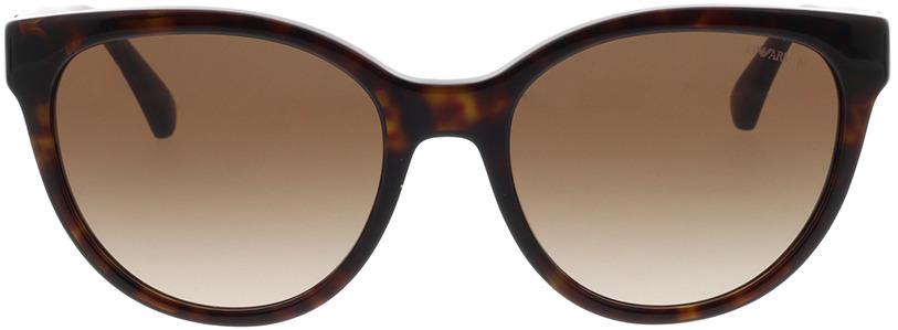 Picture of glasses model Emporio Armani EA4140 508913 55 in angle 0