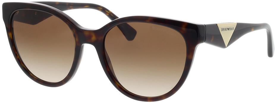 Picture of glasses model Emporio Armani EA4140 508913 55