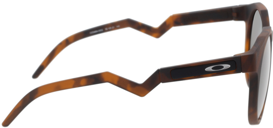Picture of glasses model Oakley OO9464 946405 52-21 in angle 90