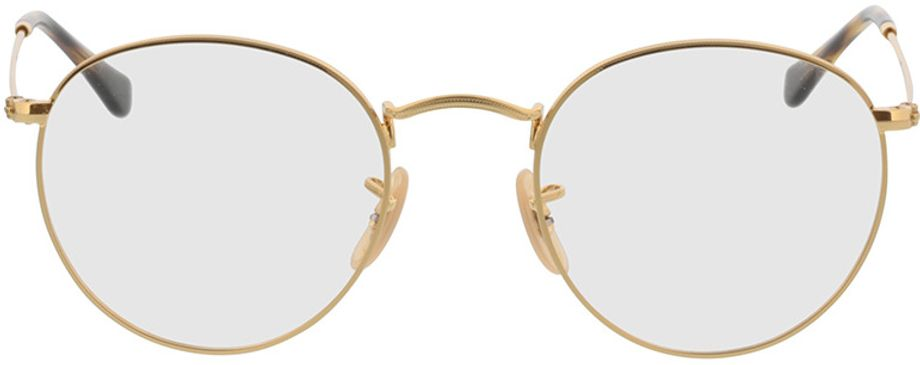 Picture of glasses model Ray-Ban Round Metal RX3447V 2500 50-21 in angle 0