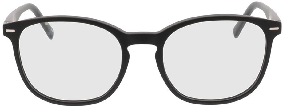Picture of glasses model Olea-schwarz in angle 0