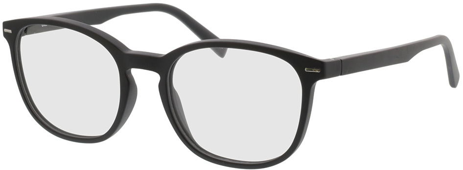 Picture of glasses model Olea-schwarz in angle 330